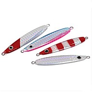 Trulinoya Lead Fish 20g Boat Metal Lure 2pcs