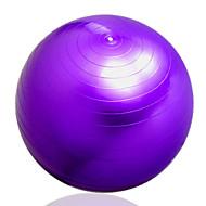 Frauen Anti-Explosion extrudieren blau, rosa, lila Yoga Ball 65cm
