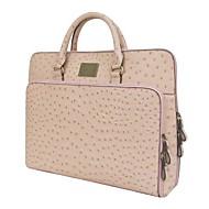 Női - Laptop táska PVC - Rózsaszín / Zöld