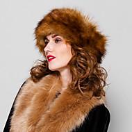 Fur Accessories Fur Headband Faux Fur Fahion Fur Headband(More Colors)