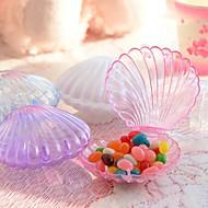 Geschenkboxen ( Lavendel/Rosa/Blau/Weiß/Clear , Plástico ) - Nicht personalisiert -Hochzeit/Jubliläum/Brautparty/Babyparty/Quinceañera & Der 16te