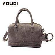 Falidi® Women'S Korean Version Of The Boston Pillow Pack Frosted Hair Balls Tassel Shoulder Bag
