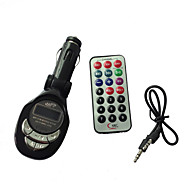 auto mp3 usb / sd / mmc / speler met fm modulator