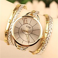Women's 2015 The Latest Fashion  Leather  Quartz Watch Hot Sale(Assorted Colors) Cool Watches Unique Watches