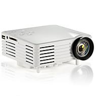 vivibright® gp7s seria micro proiector EMP, cu HDMI / USB / SD / Video Toate într-un singur joc video pentru