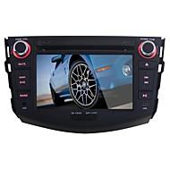 toyota RAV4 2006-2012 bil dvd-afspiller android4.4 2 DIN 7 tommer 800 x 480built Bluetooth / gps / RDS / 3d ui / SWC / wifi