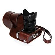 odnímatelný kryt kamery dengpin® PU kůže olej kůže pouzdro taška pro FUJIFILM x-E2 x-E1 (různé barvy)