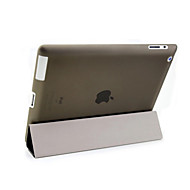 IPad 2/3/4 Case,  Trifold Case Smart Cover for IPad 2/3/4