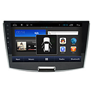 Android 4.2.2 10.2Inch 2 Din Car Dvd Player Wholesale For Magotan With SWC IPAS Wifi 1.2G CPU Gps Map HD 1080P RDS