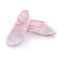 Women's/Kids' Dance Shoes Ballet Flocking Flat Heel