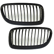 Matte Black Grille Grill Kidney For BMW E90 E91 3 Series 09-11