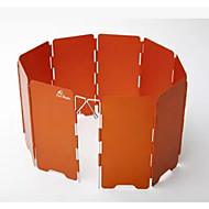 Feu d'érable fmw-503 couleur extérieure réchaud de camping portable pare-brise rabattable planche de vent sac