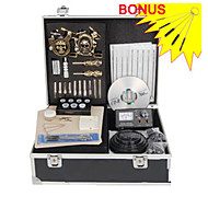 Professional Tattoo Kits Completed Set With 2 Tattoo Guns
