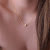 Eruner®Fashion Little Star Shape Tiny Pendant Necklace,Tiny Necklace