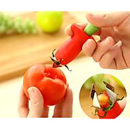 kuchyňské gadgets jahoda rajčata kopat základní zařízení