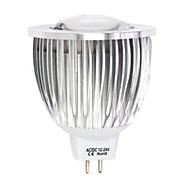 1 pcs  12 W 1LED X COB 450-950 LM 2800-3500/6000-6500 K Warm White/Cool White MR16 Spot Lights DC /AC 12 V