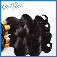 "10Pcs 1Kg Lot Wholesale Peruvian Virgin Hair Body Wave 10""~28"" 6A Unprocessed Human Hair Extensions Weft Color1B"