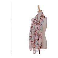 2015 New Shawls Scarves Chiffon Yellow/White/Candy Pink