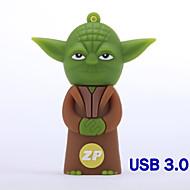 64GB ZP Brand New Lovely Cartoon Style High Writing Reading Speed USB 3.0 Flash Pen Drive
