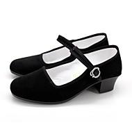 Sapatos de Dança ( Preto ) - Mulheres - Não Personalizável - Tipo de Tênis