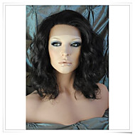 8inch-22inch 100% Indian Remy Human Hair Body Wave Lace Wigs LWBW005