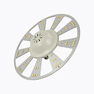 12W Lâmpada de Teto 60 SMD 2835 1200 lm Branco Quente / Branco Frio Decorativa AC 85-265 V 1 pç