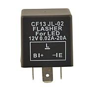 מכשיר / נצנץ שליטה האוטומטית cf13 מכונית הקבל להוביל (~ 15V 0.02 ~ 20a dc11)