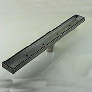 600mm Stainless Steel Long Shower Floor Drain Tile Insert Drain Channel