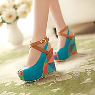 Women's Shoes Wedge Heel Peep Toe Pumps Dress Shoes More Colors available