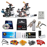 starteren tattoo kit 2 maskiner