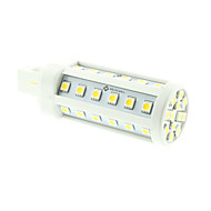 G24 9W Warm White/Cool White 48x5054/5060SMD LED 1200LM 3500K 6000K  Home / Office Corn Bulbs AC85-265V