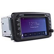 2 דין סטריאו נגן DVD לרכב המכונית למרצדס C-Class הרמה CLK (וידאו 1080p)