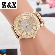 Women's Fashion Diamond Grind Arenaceous Quartz Analog Steel Belt Watch Cool Watches Unique Watches