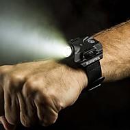 Sky Ray LED svítilny LED 400 Lumenů 1 Režim LED USB Voděodolný / Dobíjecí / Odolný proti nárazům / Nouzová situace / Malé / Taktický