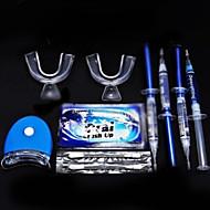 ערכת הלבנת חמצן הלבנת שיני ג'ל שיניים לבנות מקצועיות