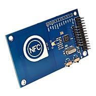 um para arduino pn532 13,56 compatível com o módulo leitor de cartões NFC placa raspberry pie