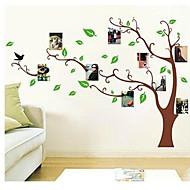 albero foto di famiglia fram adesivo albero memoria zooyoo803 autoadesivo della parete del PVC smontabile decorativo