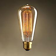 40w e27 rétro industrie de style ampoule à incandescence de Edison