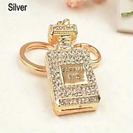 Ej personlig - Nyckelband ( Rosa/Silver/Guld