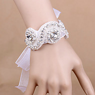 Wedding Flowers Hand-tied Wrist Corsages