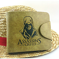Assassin  Genuine Leather Cosplay Wallet