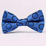 Gravatas Borboletas (Azul , Poliéster) Pontos