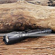 Sady svítilen LED 2000 Lumenů 6 Režim Cree XM-L T6 18650 Voděodolný / Odolný proti nárazům Kempování a turistika / Každodenní použití