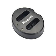 kingma® dual slot USB punjač za Canon NB-12L baterija za LEGRIA mini X PowerShot g1x oznaka N100 kamera-crna