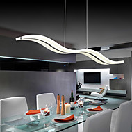 UMEI™ 40W Modern/Contemporary LED Chrome Pendant Lights Living Room / Bedroom / Study Room/Office / Kids Room