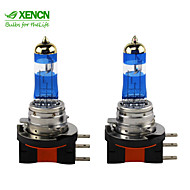 XENCN H15 White 12V15/55W PGJ23T-1 4300K Gold Diamond Car HeadLight xenon halogen bulb Top quality Germany Auto lamp