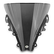 мотоцикл лобовое стекло ветер щит экран черный для Yamaha R6 2006-2007
