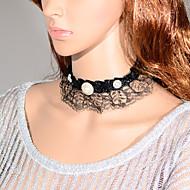 Vintage  Hollow Lace Necklace