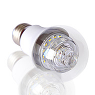 2015 new arrival  LED bulb 1 pcs  E26/E27 11 W 48pcs X SMD 3014 1000lm+/-10% LM  White AGlobe  high efficiency Dimmable