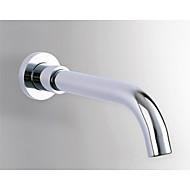 American Standard - Badewannenarmaturen - Zeitgenössisch - Wasserfall/Seitendüse - Messing ( Chrom )
